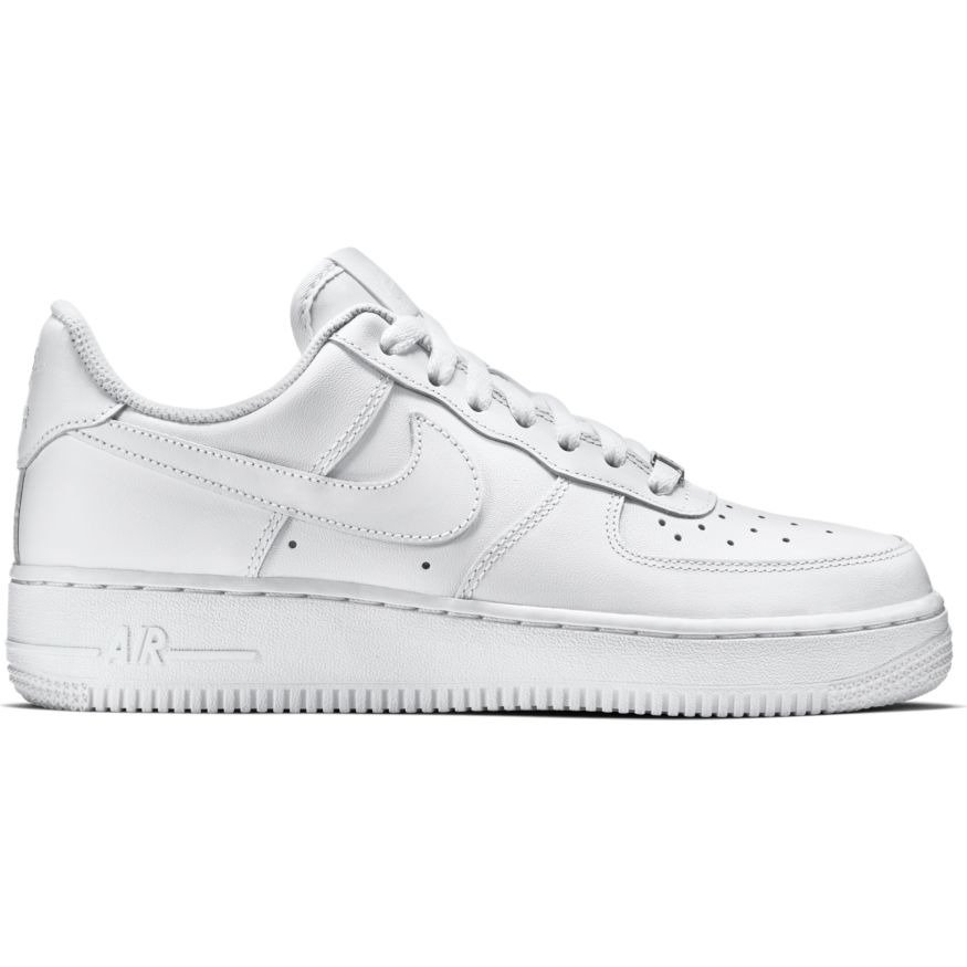 4bb79928ff33 Buty Nike WMNS Air Force 1 Low All White - 315115-112 - Basketo.pl