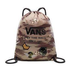 19b369b04d92b Worek VANS League Bench Bag Custom Army - VN0002W6RV1