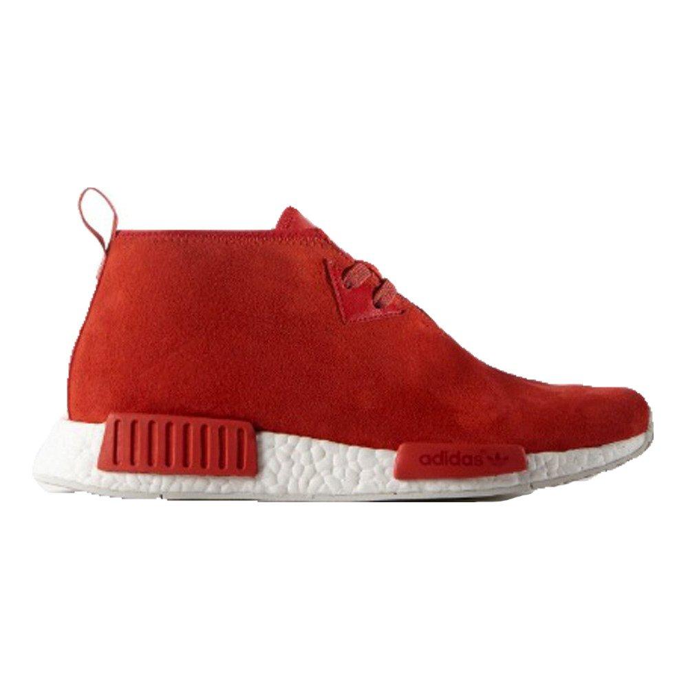 Męskie Buty Adidas Nmd C1 Chukka (black Lush Red Blue