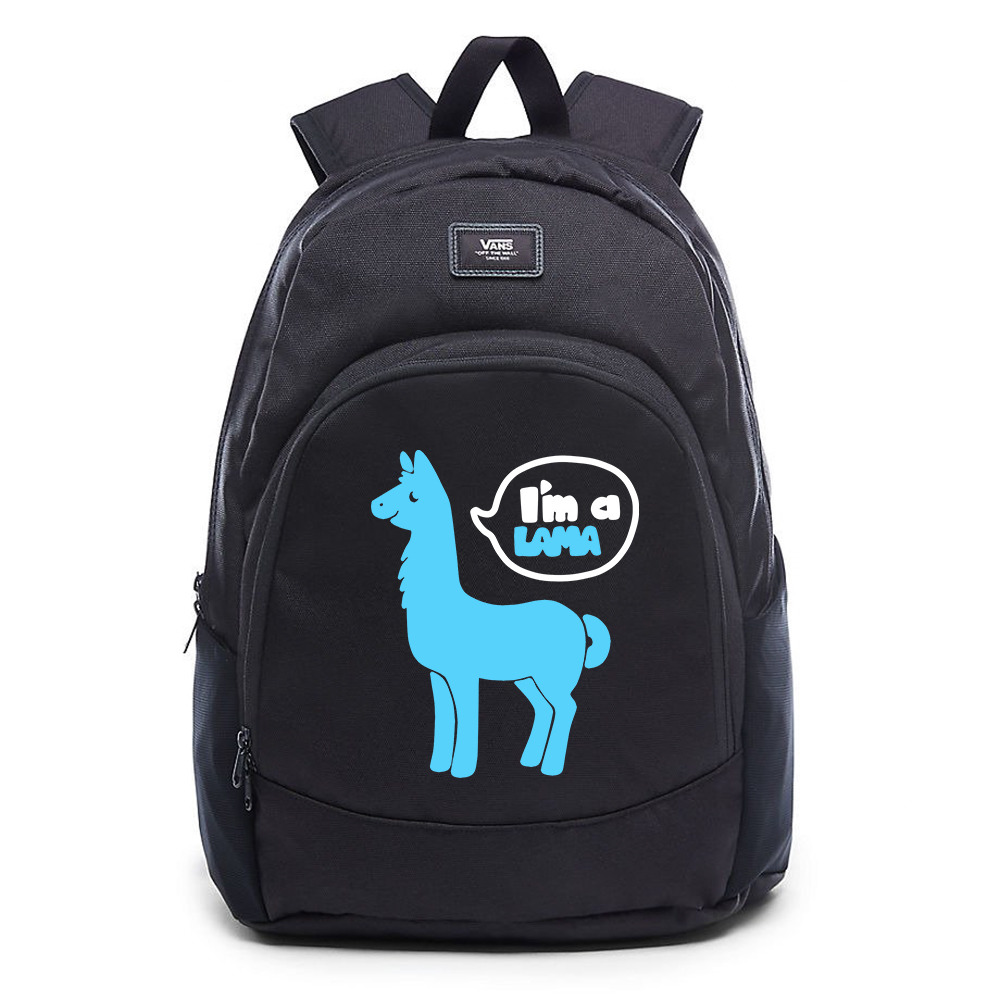 8e4f1ba523bb6 Plecak VANS Van Doren Original Custom Blue lama - VN0A36OSBLK Kliknij, aby  powiększyć ...