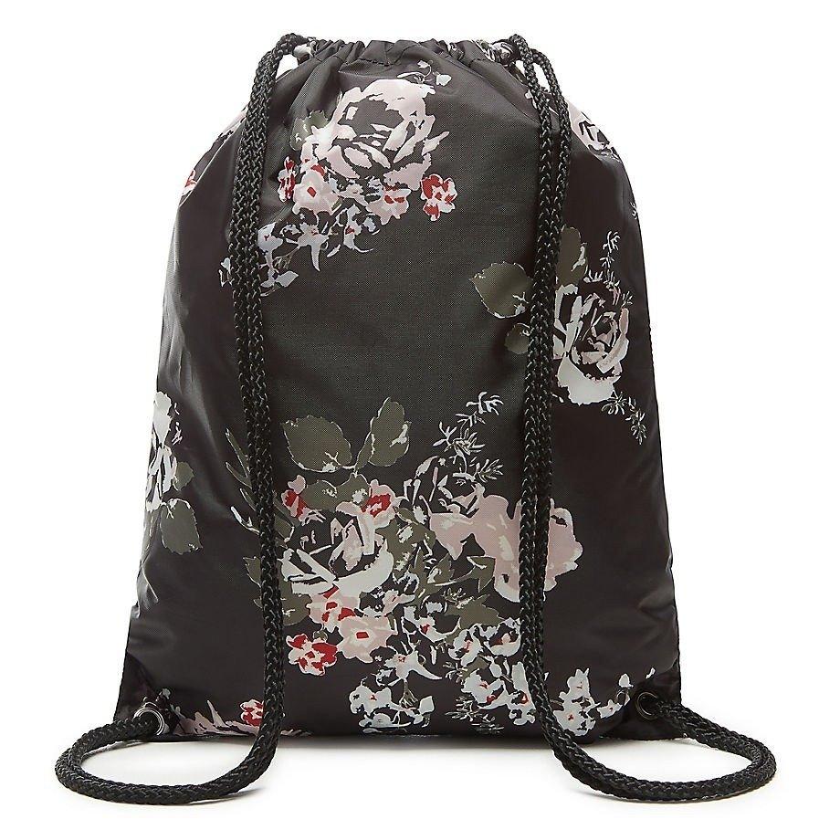 80251566fc Plecak Worek VANS Benched Bag Chambray Floral - VN000SUFEA1 - Basketo.pl