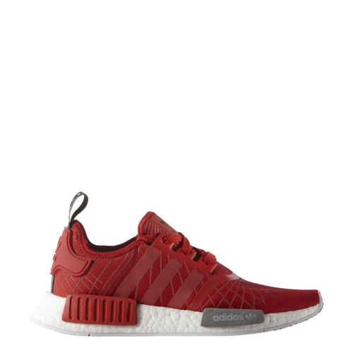 Buty Adidas NMD R1 Lush Red Spider Maze - s79385