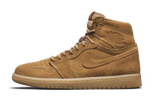 Buty Air Jordan 1 Retro High OG Wheat 555088 710 Basketo.pl