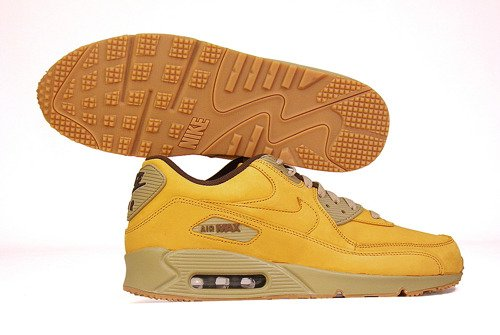 Buty Nike Air Max 90 Winter Premium - 683282-700