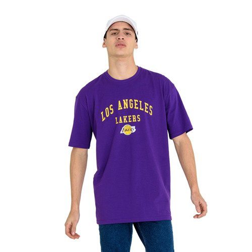 Koszulka New Era NBA Los Angeles Lakers - 11788969