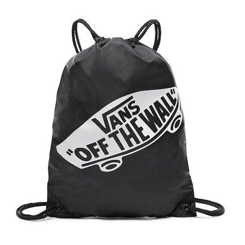 Plecak VANS Realm Black & Rose Backpack VN0A3UI6RDU + Worek Szkolny